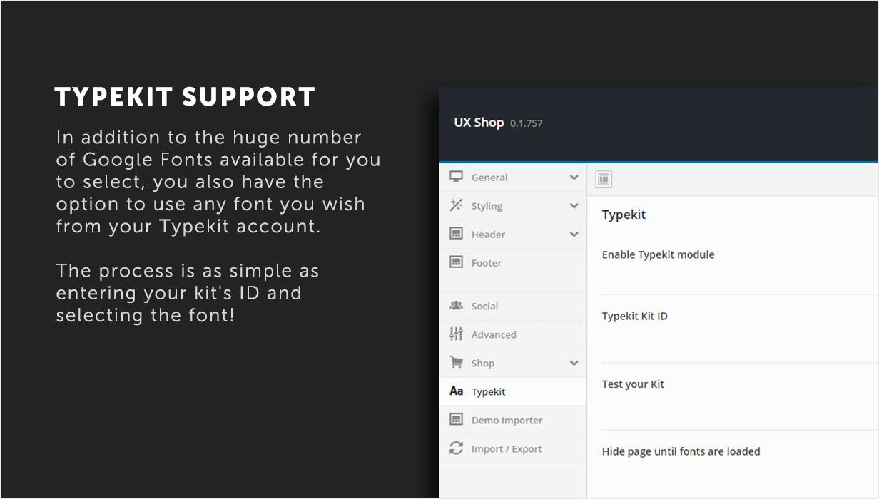 UX Shop - Responsive WooCommerce theme